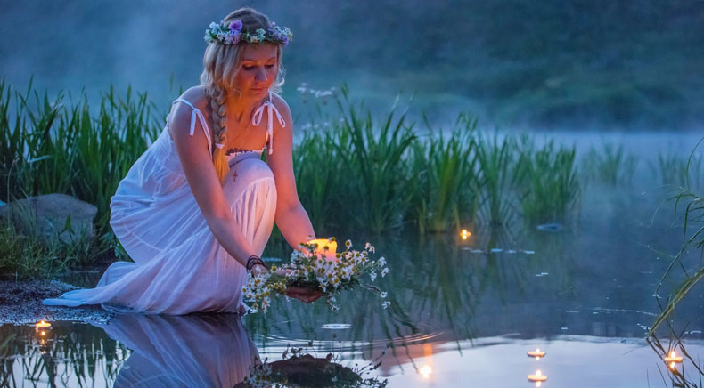 Духовная практика на праздник Ивана Купалы